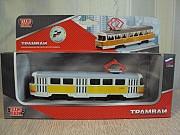 "Трамвай Татра Т3 ""Технопарк"""