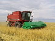 Жатка очесывающая для зерновых Славянка