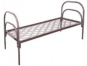 Кровати с прочными металлическими сетками, ЛДСП кровати