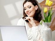 Удаленная работа в Интернете для женщин