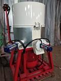 Агломератор (ПОЛУАВТОМАТ) 75 кВт, производительность 250-350 кг/ч.