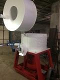 Агломератор (ПОЛУАВТОМАТ) 90 кВт, производительность 350-450 кг/ч.