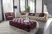 Шикарные комплекты мягкой мебели