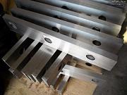 Купить ножи 540 60 16мм для гильотинных ножниц по металлу. Ножи для ги