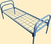 Кровати с металлическими сетками