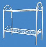 Купить с доставкой долговечные металлические кровати