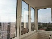 Остекление балконов- окна Рехау Интелио