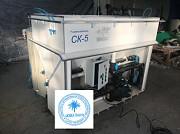 Установка приготовления и складирования солевых растворов СК-3, СК-5 и