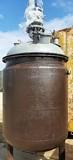 Продается Реактор нержавеющий, объем — 1 куб.м