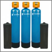 Фильтры очистки воды для квартир, домов, коттеджей, кафе, автомоек