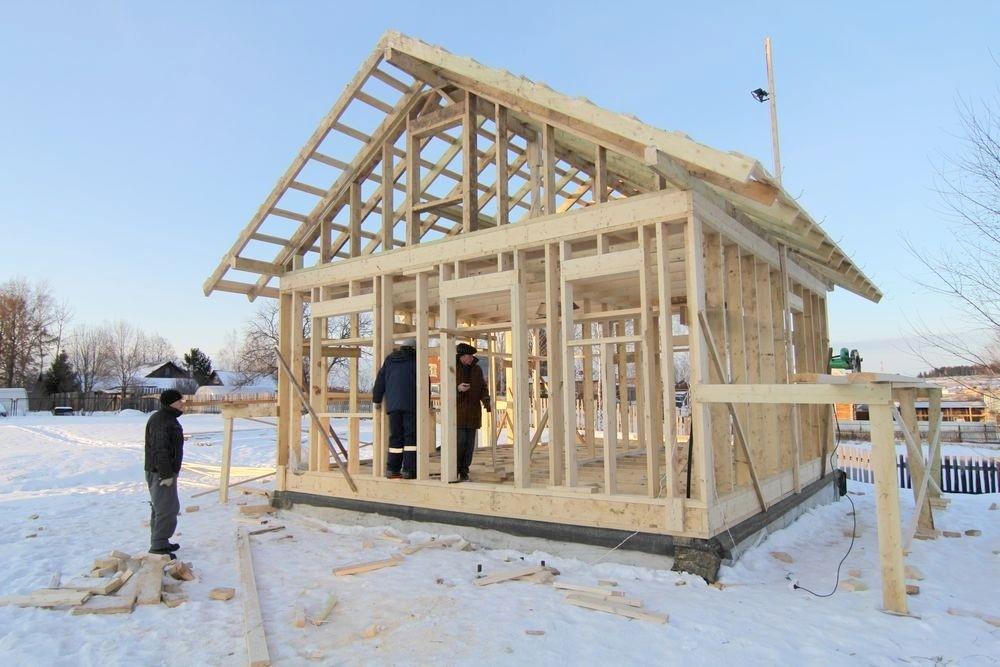 Построить дом в спб недорого своими руками 57