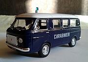 Полицейские машины мира №2 FIAT 238 CARABINIERI 1967,полиция италии