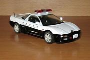 Полицейские машины мира №12 HONDA NSX,полиция японии